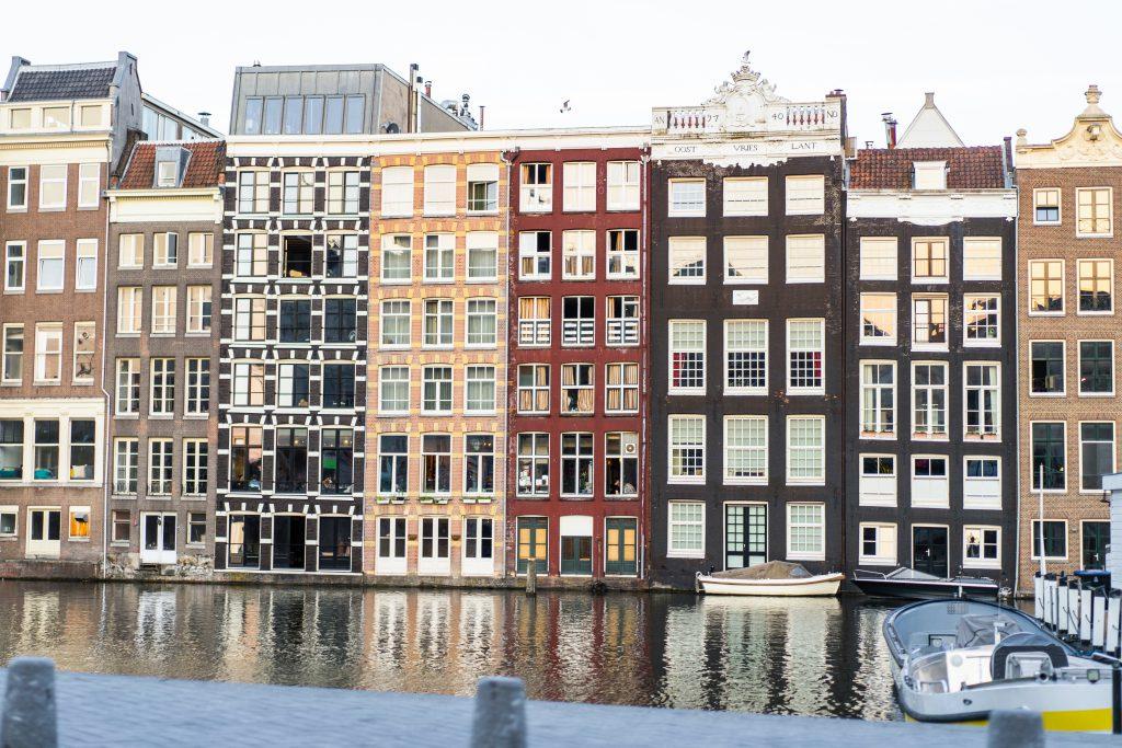 תיירות באמסטרדם
